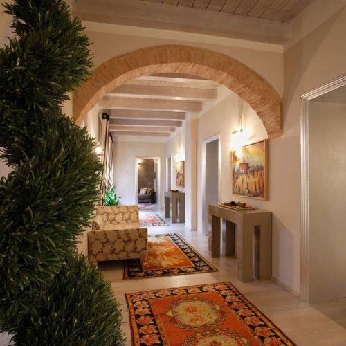 Albergo Fabriano camere centro vacanze lavoro business relax hotel sale meeting