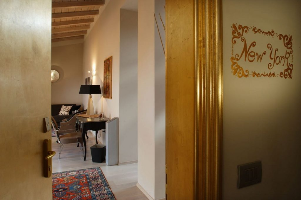 Camera Suite Executive Business Boutique Hotel Albergo Marche Umbria