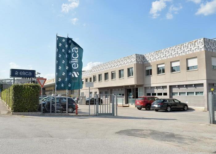 Elica Factory hotel programma Vision to Vision Francesco Casoli