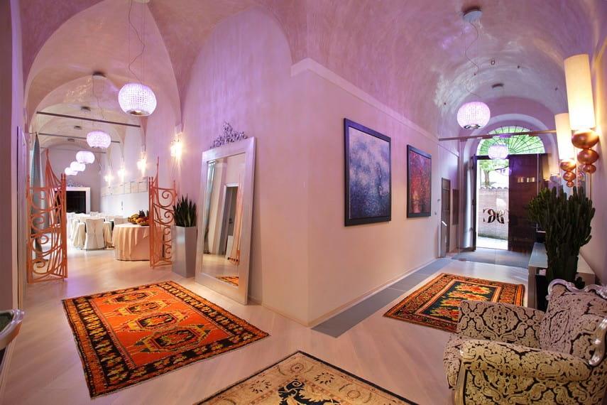Fabriano Hotel Albergo struttura in centro camere soggiorno relax business charme 4 stelle