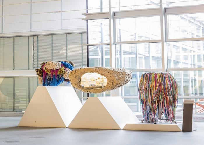 Fondazione Ermanno Casoli Fabriano arte storia contemporanea cosa vedere Fabriano
