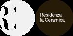 Logo Albergo Hotel Fabriano Residenza La Ceramica rid 150x75