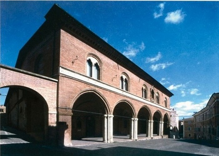 Pinacoteca Centrale Fabriano arte storia cosa visitare cultura soggiorno
