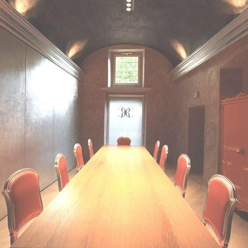 Sala meeting business work Fabriano hotel convegni spazi lavoro presentazioni workshop sala affitto-min