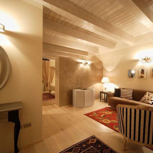 Camera Suite Fabriano Hotel 4 stelle centro lusso La Ceramica albergo centro Marche