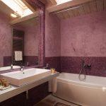Suite Fabriano bagno lusso Hotel 4 stelle centro elegante albergo Regione Marche