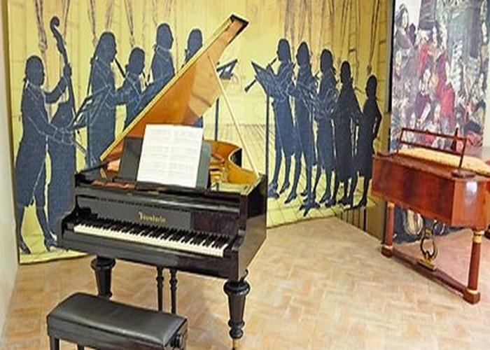Museo del pianoforte e della musica Fabriano