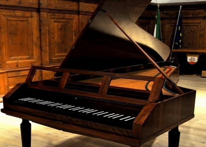 pianoforte Mozart fabriano cose da vedere cultura musica